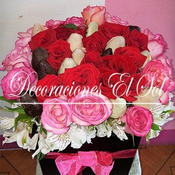 """Arreglo Floral """"Dulce como tu amor"""""""