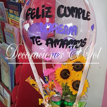 """Arreglo Floral """"Girasoles para ti"""""""