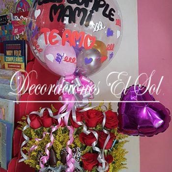 """Arreglo Floral """"Para enamorarte"""""""