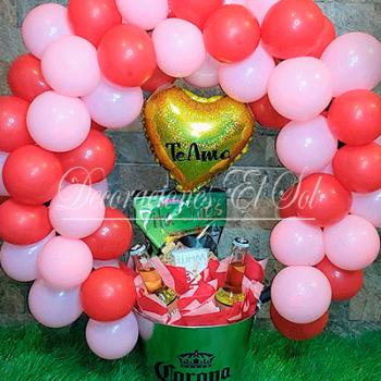 """San Valentín """"La corona del amor"""""""